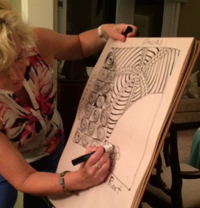 Zentangle Classes