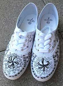 Zentangle Runners